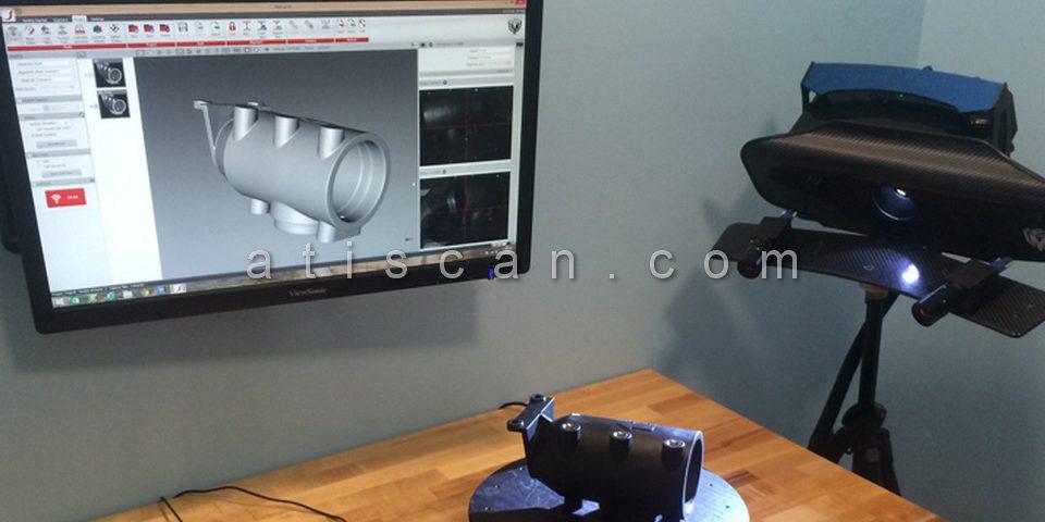 خدمات اسکن سه بعدی